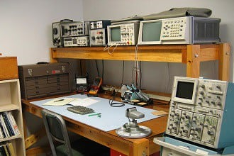 Evolution of the Test Bench